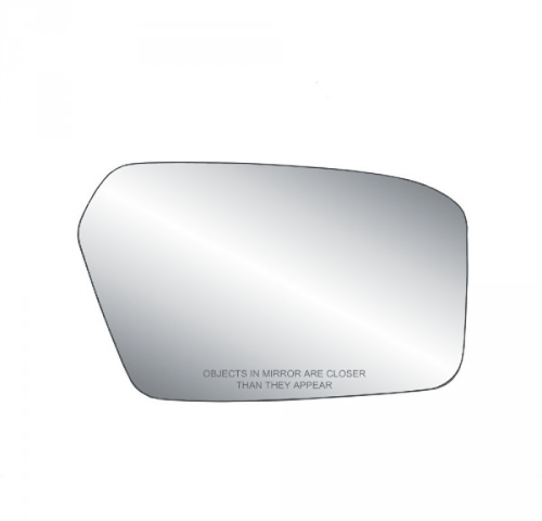 Fits 07-10 Linc MKZ 06-10 Fusion, Milan Right Pass Mirror Glass w/Adhesive