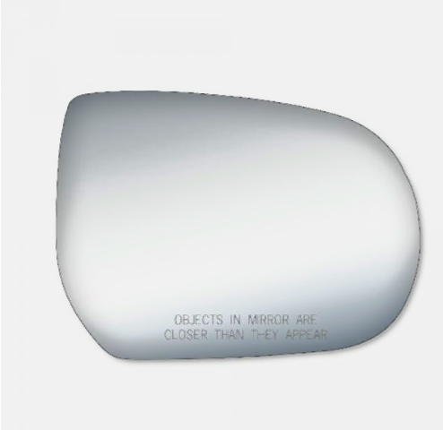 Fits 01-07 Escape, Mariner, Tribute Right Pass Mirror Glass Lens w/Silicone