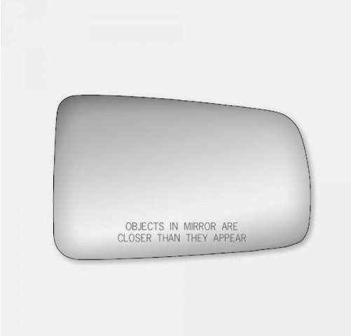 Fits 08-11  Focus Right Passenger Mirror (Glass Lens) Convex