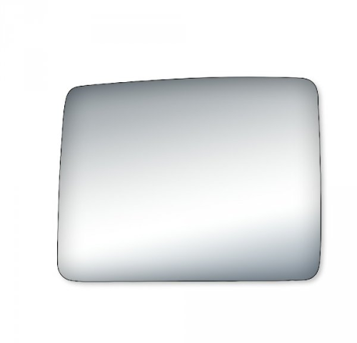 Fits 04-14 F150 Left Driver Upper of 2 Piece Mirror Glass, Lens Only w/Adhesive