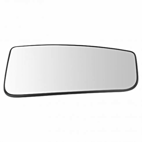 Right Pass Lower Convex Tow Mirror Glass W Holder Oe For 15 18 Ford