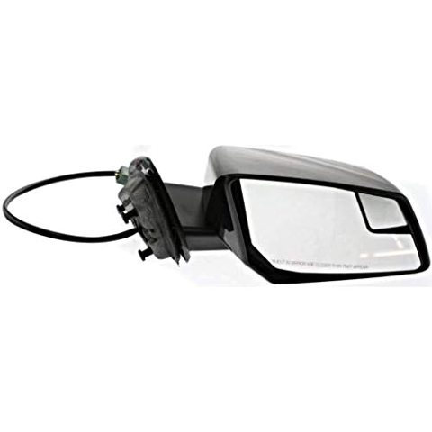 BAP Fits 09-10 Outlook Right Pass Pwr Mirror W/Heat, Sig, Spotter,Manual Fold