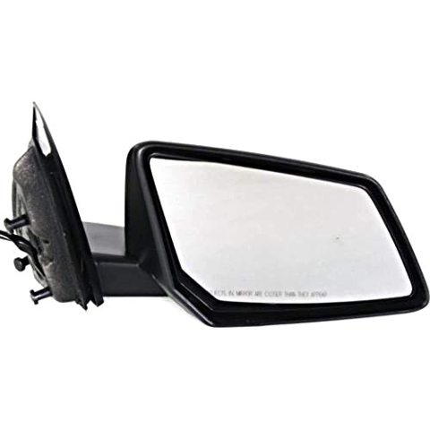BAP Fits 08-10 Outlook Right Pass Power Mirror with Manual Folding