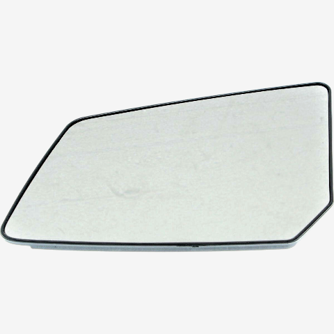 Fits 09-12 Traverse, Acadia, 09-10 Outlook Driver Mirror Glass w/ Holder