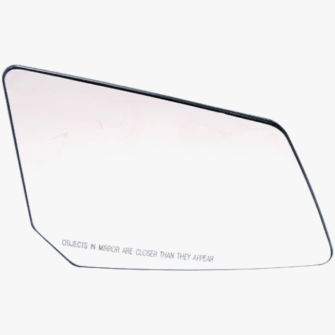 Fits 09-12 Traverse, Acadia 09-10 Outlook Right Passenger Mirror Glass w/ Holder