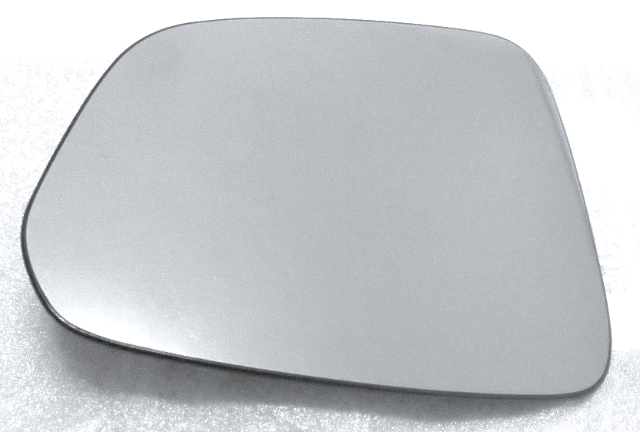 Fits 08-10 Saturn Vue Left Driver Heated Mirror Glass w/ Holder OEM