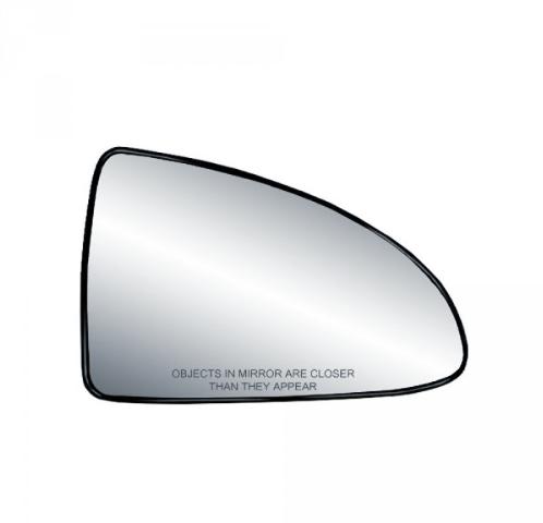 Fits 04-08 Malibu / Maxx / G6  Right Heated Mirror Glass  w/Holder* non Foldaway