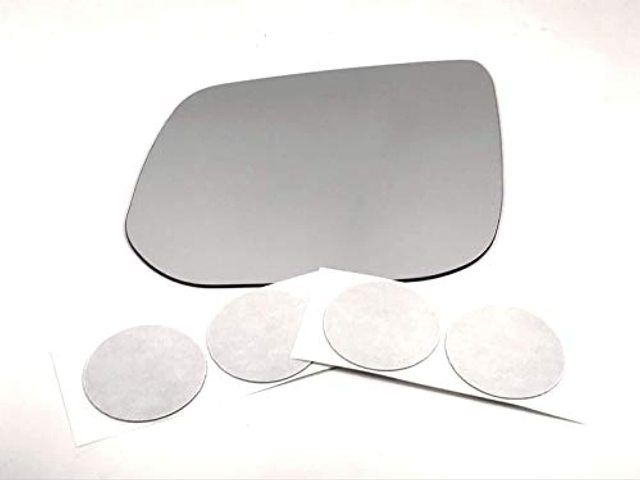 VAM Fits 15-20 Colorado, Canyon Left Driver Mirror Glass Lens Only w/Adhesive USA
