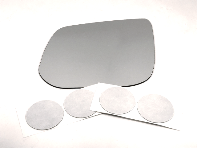 Fits 15-20 Colorado, Canyon Left Driver Mirror Glass Lens Only w/Adhesive USA