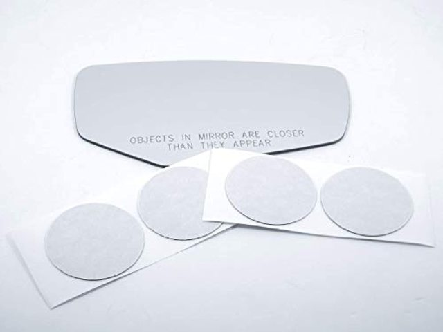 for 15-19 CTS, ATS, 16-19 CT6 Right Pass Mirror Glass Lens w/Adhesive