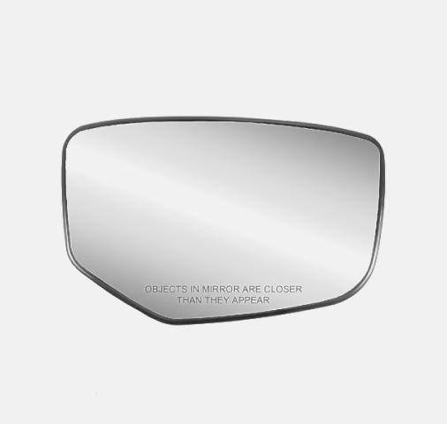 Fits 08-12 Honda Accord Right Pass Mirror Glass Heated w/ Rear Holder