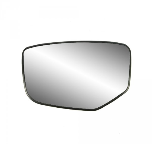 Fits 08-12  Accord Left Driver Mirror Glass w/ Rear Holder