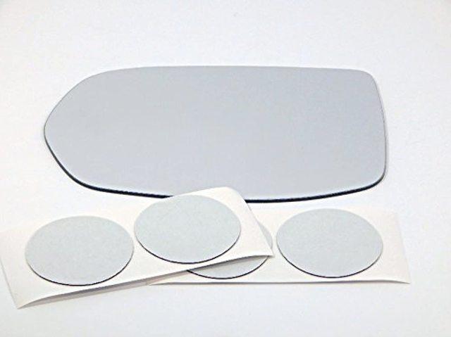 VAM Fits 12-19 CR-V 16-19 HR-V Left Driver Heated Mirror Glass Lens w/o Wide Angle