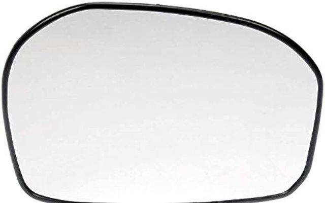 VAM Fits 09-14 Fit Left Driver Mirror Glass w/Rear Holder