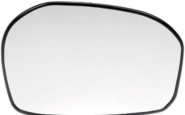 Fits 09-14 Honda Fit Left Driver Mirror Glass w/Rear Holder