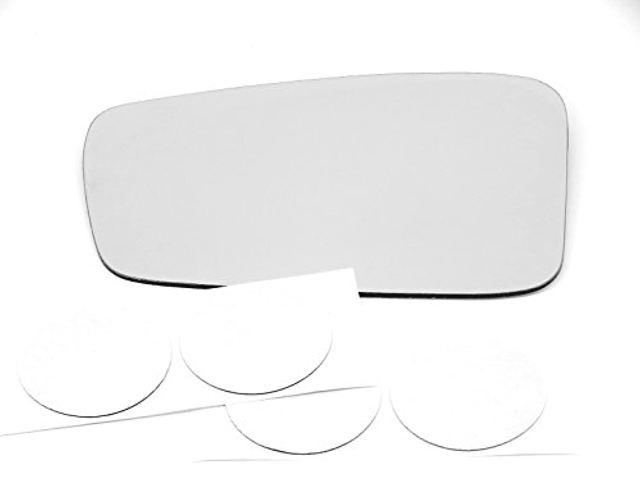 VAM Fits 11-14 HY Sonata Models w/Turn Signal Lt Driver Mirror Glass Lens w/Adhesive