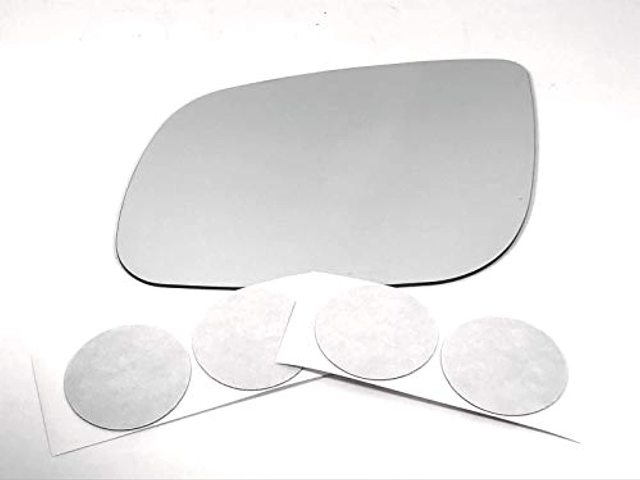 VAM Fits 15-19 Sedona Left Driver Side Mirror Glass Lens w/Adhesive