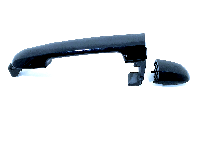Painted Exterior Rear Door Left or Right for 06-10 Hy Sonata Code D2, P1