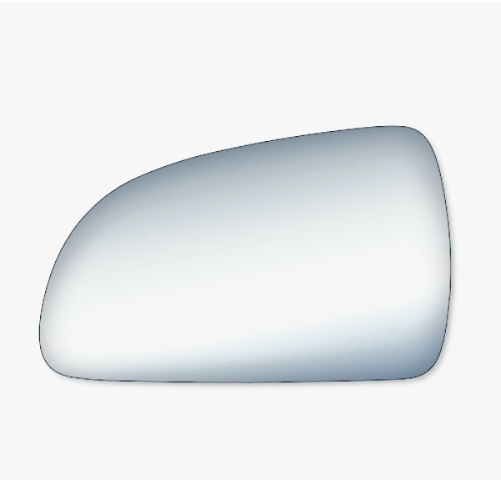 Fits 06-10 Hy Sonata (3.3L Engine Only) Left Driver Side Mirror Glass w/Silicone