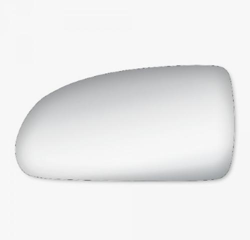 Fits 07-10 Hyundai Elantra SedanLeft Driver Mirror Glass Lens w/ Adhesive