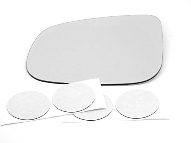 VAM Fits Left Driver Mirror Glass Lens Heated See Model Fitment
