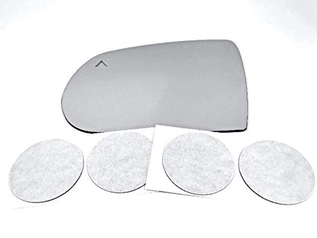 for 14-19 Cherokee Left Driver Convex Mirror Glass Lens w/Blindspot Icon See Details