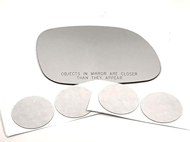 Right Passenger Side Mirror Glass Lens w/Adhesive for 14-19 Soul Read Details