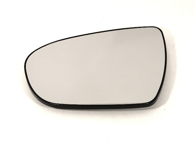 Fits 11-15 Kia Optima Left Driver Mirror Glass Heated w/Rear Holder 11-16 Hybrid