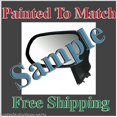 Fits 05-10 Toy Avalon Left Driver Mirror Power w/Heat, Memory, Navigation Painted