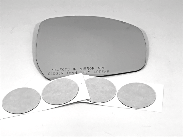Fits Range Rover Sport, Discovery Right Mirror Glass Lens Heated