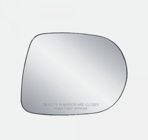Fits 10-15 Lexus RX350, 450H Right Heated Mirror Glass w/Holder non auto dimming
