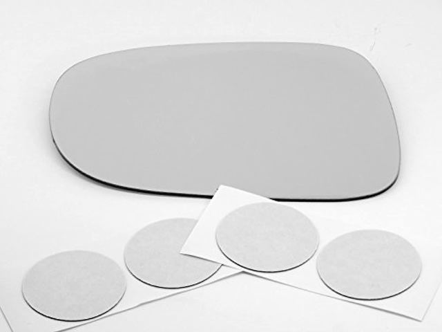 VAM Fits 10-12 HS250H Left Driver Side Heated Mirror Glass Lens w/Adhesive