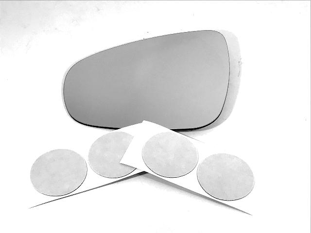 Fits Lx 15-19 RC Models 14-18 IS Models Left Driver Mirror Glass Lens