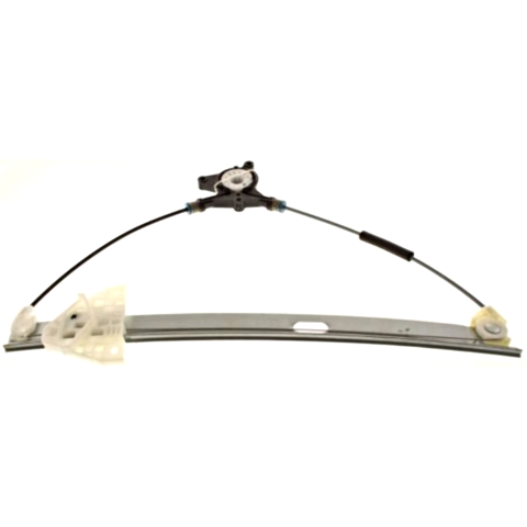 For 07-12 CX-7 Rear Driver Window Regulator Without Motor