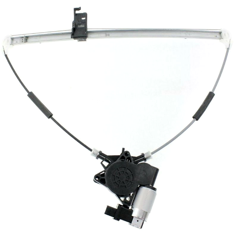 Fits 06-10 & 12-17 Mazda5 Rear Passenger Window Regulator With Motor