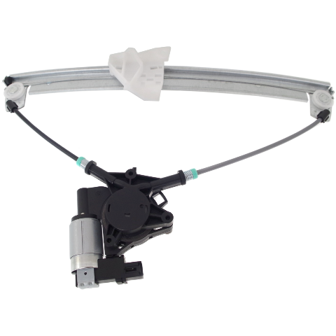 For 07-15 CX-9 Rear Passenger Window Regulator With Motor (2 Pin)