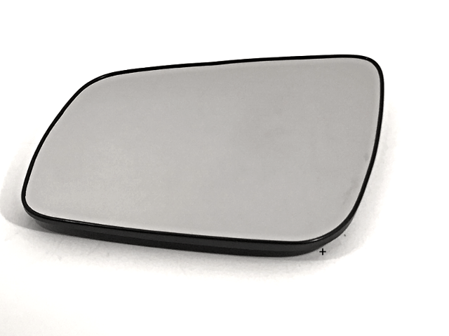 Fits 08-14 Mitsubishi Lancer Left Driver Mirror Glass w/Rear Holder