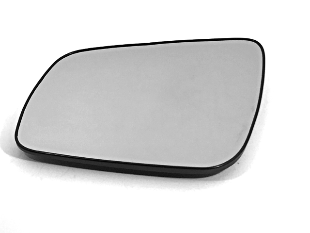 Fits 08-14 Mitsubishi Lancer Left Driver Heated Mirror Glass w/Rear Holder