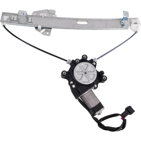 Fits 04-12 Mitsubishi Galant Rear Driver Power Window Regulator with Motor