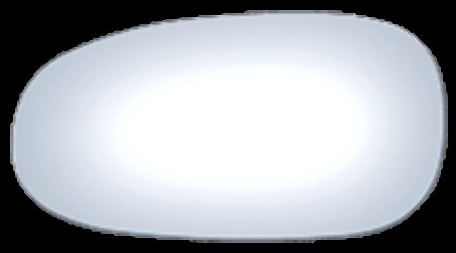Fits 93-95  Maz RX-7 Left Driver Side Mirror Glass Lens