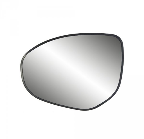 Fits 11-14  2, 10-13  3 Left Driver Heated Mirror Glass w/ Back Plate