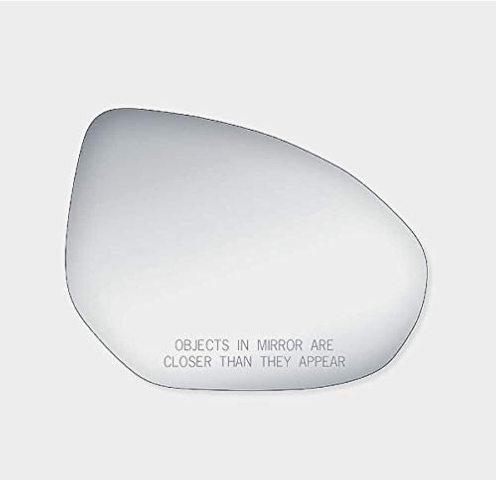 VAM Fits 11-14 Maz 2, 10-13 Maz 3 Right Pass Mirror Glass Lens w/Adhesive