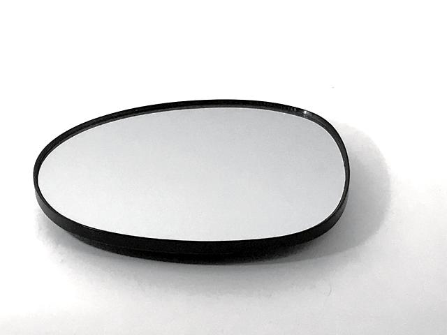 Fits 06-15 Mazda MX-5 Miata Left Driver Mirror Glass w/ Holder OE