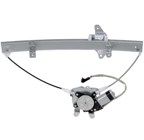 For 89-94 Maxima Front Right Passenger Door Window Motor Regulator without Auto Up/Down