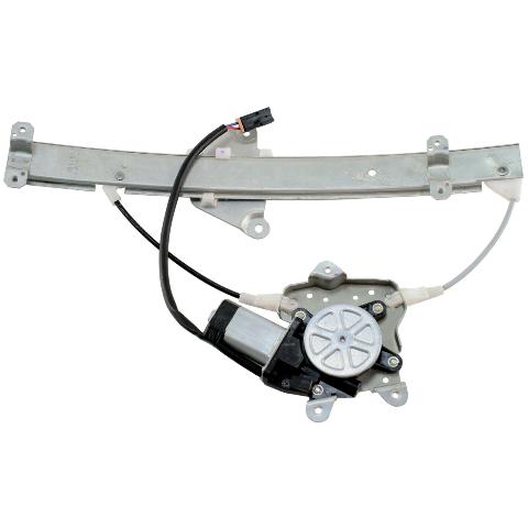 For 89-94 Maxima Rear Left Driver Door Window Motor Regulator