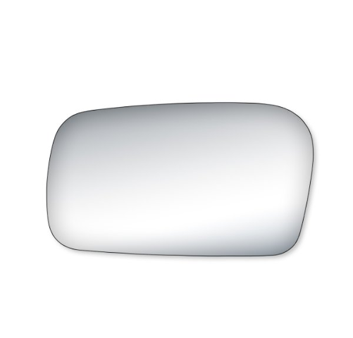 Fits 91-94 Sentra 91-93 NX Left Driver Replacement Mirror Glass Lens w/ Adhesive