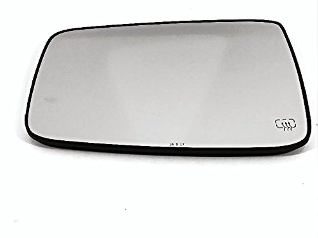 BAP Left Driver Heated Mirror Glass w/Holder for 09-19 Ram 1500,10-19 2500, 3500 OE