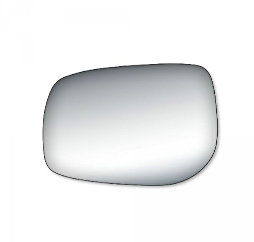 Fits  11-16 Scion Tc, 08-15 xB Right Pass Mirror Glass Lens W/ Silicone