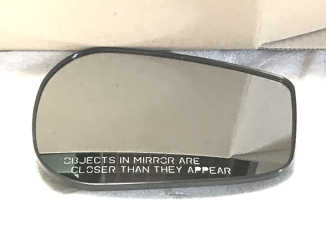 Fits 13-19 Scion FR-S Subaru BRZ, Toyota 86 Passenger Mirror Glass w/Holder OE