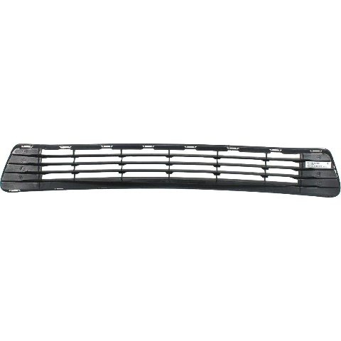 For 12-14 Camry Bumper Front Grille Textured Black Lower Center